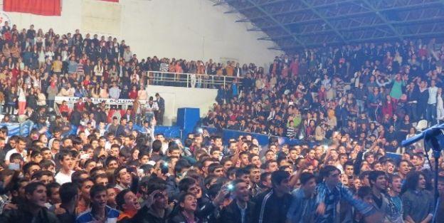 Malatya'da Cumhuriyet Konseri Verildi