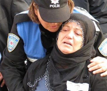 Malatya'da Gözyaşları Sel Oldu