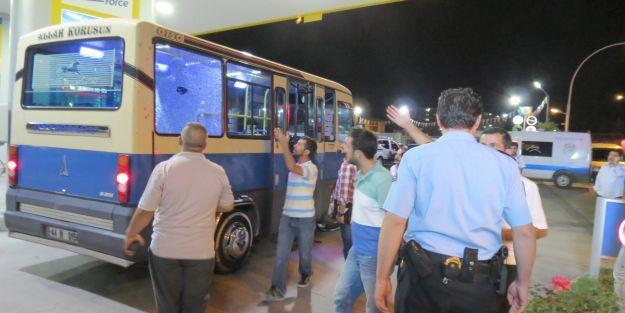 Malatya'da hareketli gece
