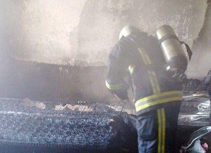 Malatya'da İki Ev Yangını