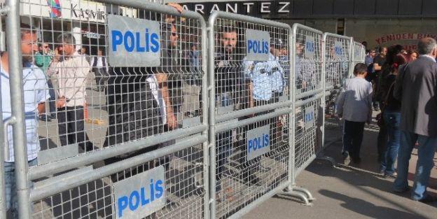 Malatya'da Kobani Eylemi