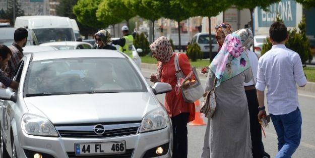 Malatya'da Motorlu Taşıt Sayısı Arttı