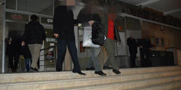 Malatya'da PKK/KCK operasyonu: 4 şüpheli tutuklandı