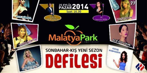 Malatya'da Ünlü Mankenler Defile Sunacak
