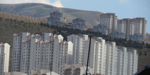 Malatya'daki TOKİ projelerinde son durum