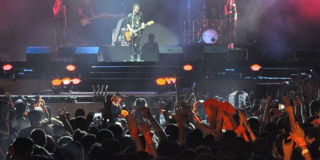 Malatyalılar Fanta Gençlik Festivali İle Coştu