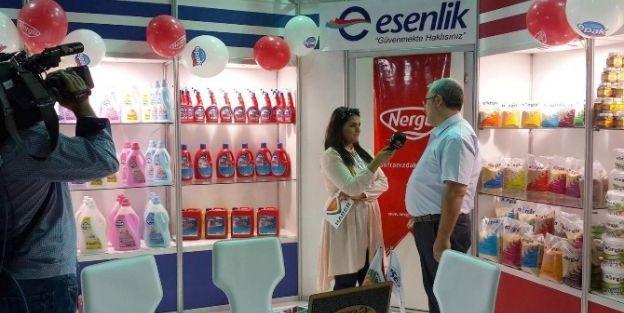 Malatya'nın Ürünleri Cnr Expo Center'da Tanıtılıyor