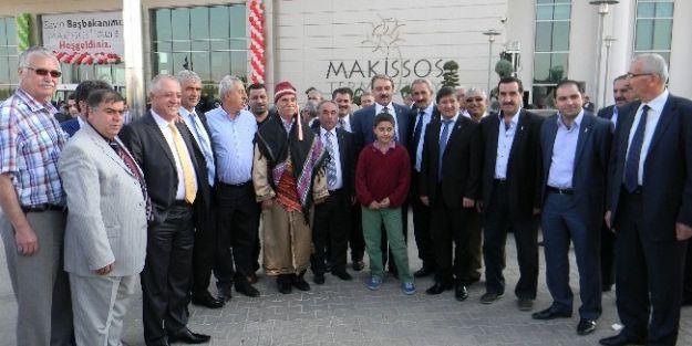 Malatye Esob Kırşehir'deki Ahilik Kutlamalarına Katıldı