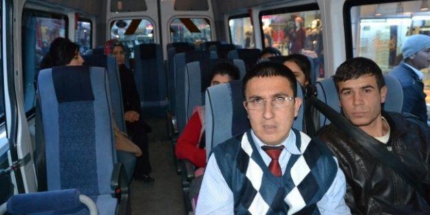 Maserder'den Örnek Kampanya