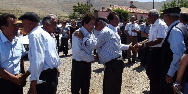 Masiad Başkanı İbrahim Güngör'ün Annesi İçin Mevlit Okutuldu