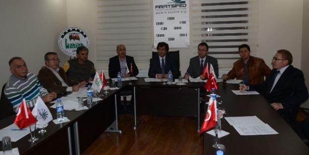Masiad'da Borgip Projesi'nin Tanıtım Toplantısı Yapıldı