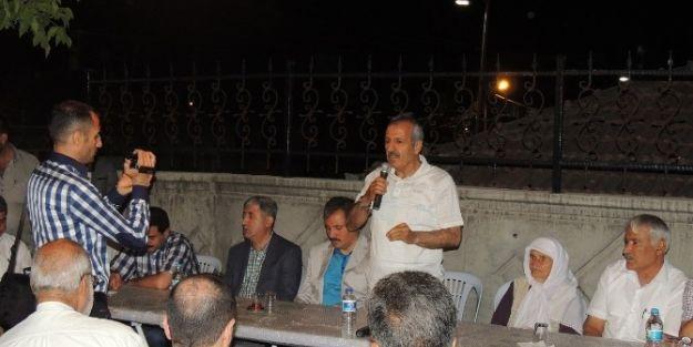 Melekbaba Mahallesi'nin Sorunları Masaya Yatırıldı