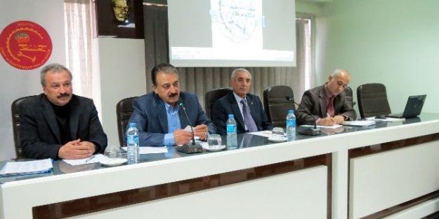 Mesob Başkanlar Kurulu Toplantısı Yapıldı
