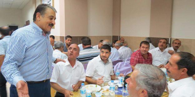 MESOB'un geleneksel iftarı ilgi gördü