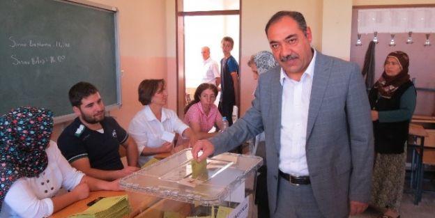 """Mhp İl Başkanı Yıldız: 'önemli Bir Seçim"""""""