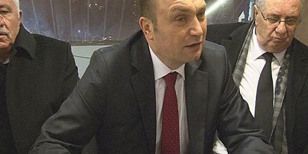 MHP'li Kazancıoğlu partili eski başkanlarla bir araya geldi