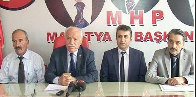 MHP'ye BBP'den katılım oldu