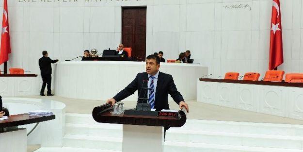 Milletvekili Ağbaba, İnfaz Koruma Memurlarının Sorunlarını Gündeme Getirdi