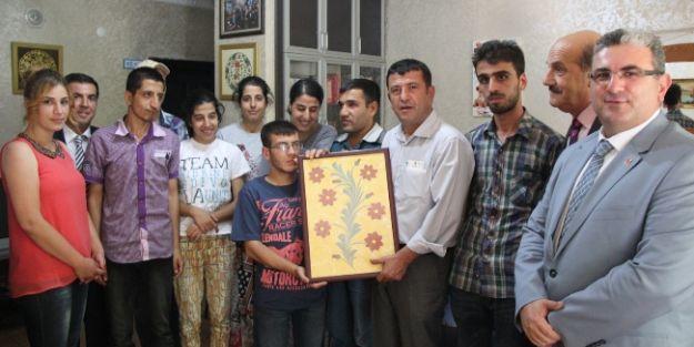 Milletvekili Ağbaba, Türkiye Beyazay Derneği Malatya Şubesi'ni Ziyaret Etti