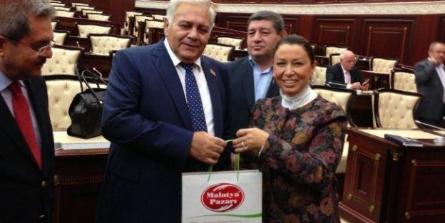 Milletvekili Çalık, Azerbaycan Seçimlerine Gözlemci Olarak Katıldı