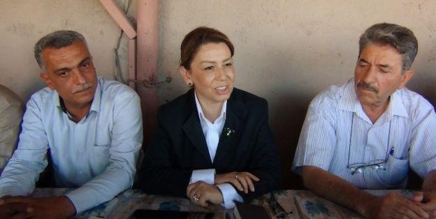 Milletvekili Çalık, Yeşiltepe'de Muhtarlarla Bir Araya Geldi