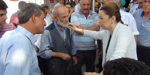 Milletvekili Çalık'dan Mahalle Muhtarlarına Ziyaret