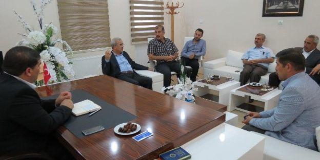 Milletvekili Fındıklı'dan Müsiad Şubesine Ziyaret