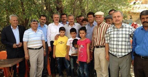 Milletvekili Şahin, Hekimhan İlçesinde Köy Ziyaretlerinde Bulundu
