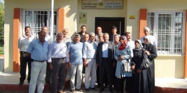 Milletvekili Şahin, Selçuklu Mahallesini Ziyaret Etti