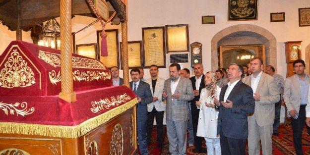Milli Savunma Bakanı İsmet Yılmaz'ın Darende Ziyareti