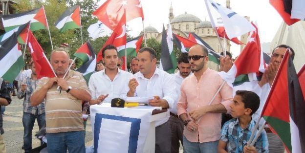 Mimarlar Odası'ndan İsrail'e Tepki