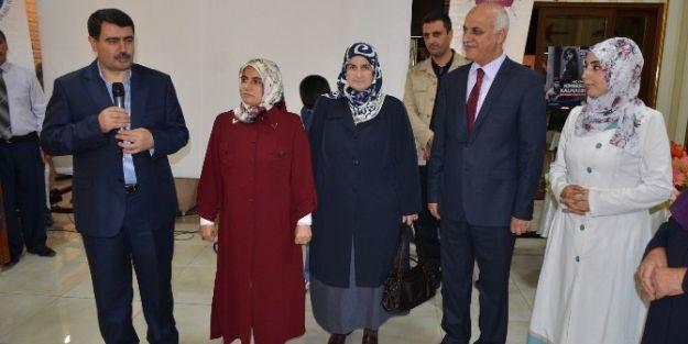Müftülük Ve Türkiye Diyanet Vakfı Yetimlere İftar Verdi