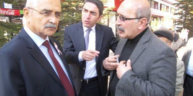 Muğla Milletvekili Prof.dr.nurettin Demir, Darendeyi Ziyaret Etti