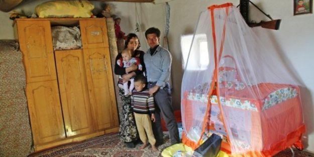 Muhtaç Ailelere Yardım Malzemesi Dağıtıldı
