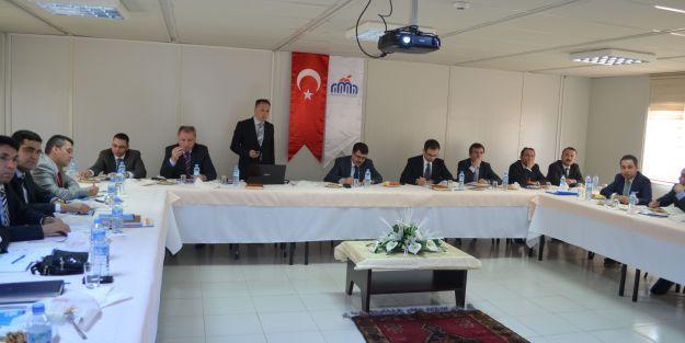 Mülki Amirler toplantısında afet yönetimi ele alındı
