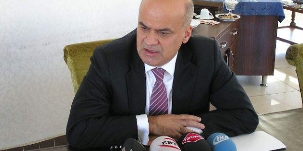 Murat Aslan, AK Partiden Malatya Büyükşehir Belediye Başkanlığı Aday Adaylığını Açıkladı