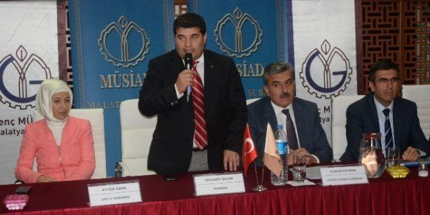 Müsiad, 'dost Meclisi' Toplantısı Yaptı