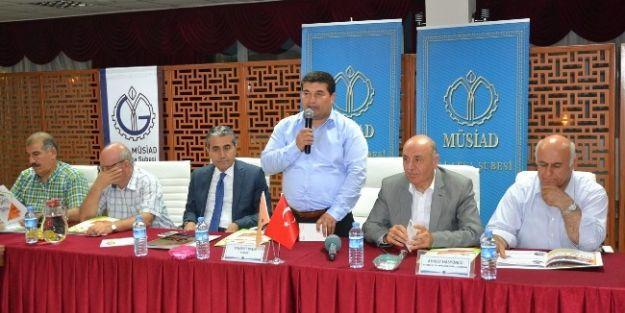 Müsiad, 'dost Meclisi' Toplantısını Yaptı