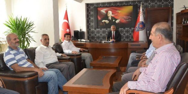 Müsiad, Emniyet Müdürü Dr. Ömer Urhal'ı Ziyaret Etti