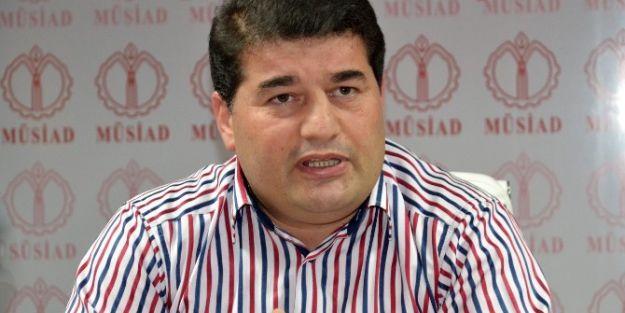 Müsiad Malatya Şube Başkanı Mehmet Balin: