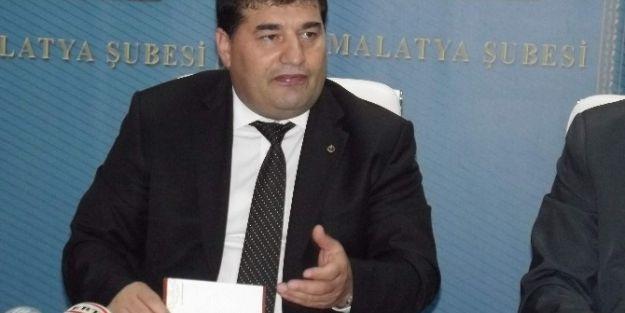 Müsiad Malatya Şubesi Yöneticileri, Basınla İstişare Toplantısı Yaptı
