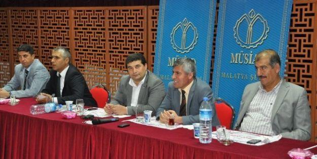 Müsiad, Sektör Kurulu Toplantısını Gerçekleştirdi