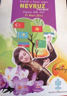 Nevruz Bayramı bugün kutlanacak.