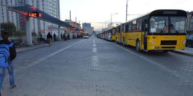 Otobüslere  KPSS Düzenlemesi Yapıldı