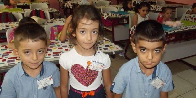 (özel Haber) Minikler Okula Başladı