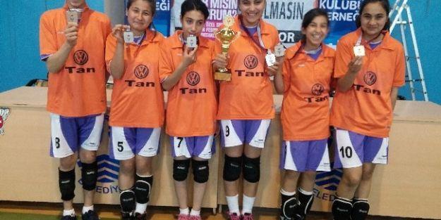 Özel Sporcular Voleybol Türkiye Şampiyonası