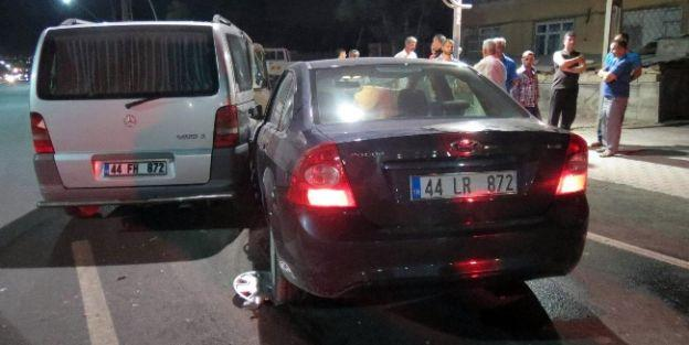 Plakalarının Seri Numarası Aynı Olan Araçlar Kaza Yaptı