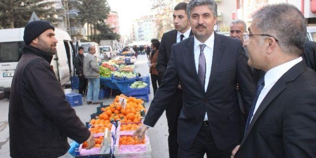 """Porgalı: 'mevcut Pazarları Kalıcı Semt Pazarları Haline Getireceğiz"""""""