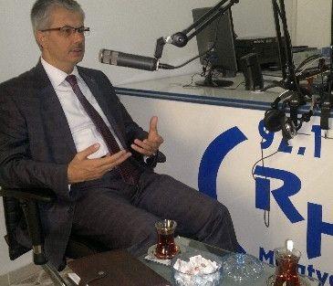 """Prof. Dr. İbrahim Gezer: 'malatya Bölgenin Sürükleyici Aktörü Olacak"""""""