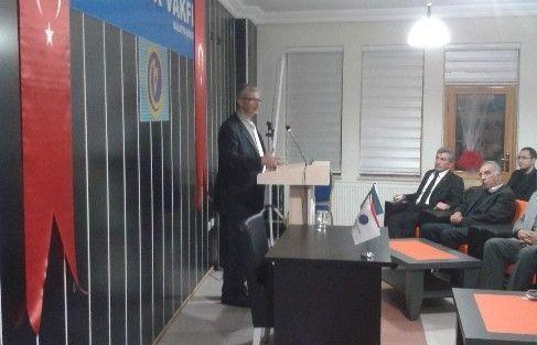 """Prof.dr. İbrahim Gezer: 'bizim Medeniyetimiz Dinimizin Bir Yansımasıdır"""""""